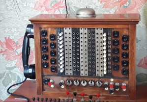 Telefonväxel